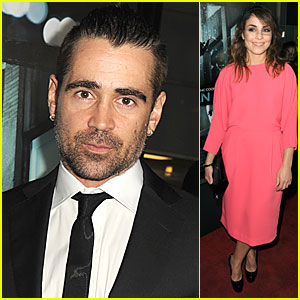 Colin Farrell & Noomi Rapace: 'Dead Man Down' Hollywood Premiere!