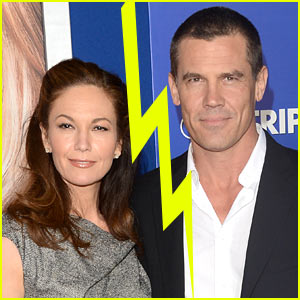 Diane Lane & Josh Brolin Split