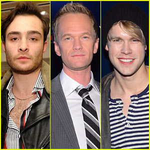Ed Westwick & Neil Patrick Harris: Tommy Hilfiger Store Opening!