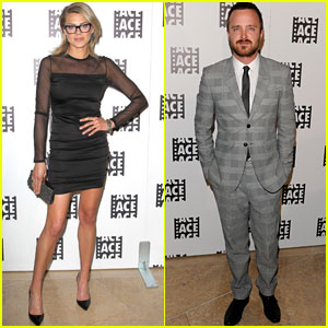 Aaron Paul & Eliza Coupe: ACE Eddie Awards 2013