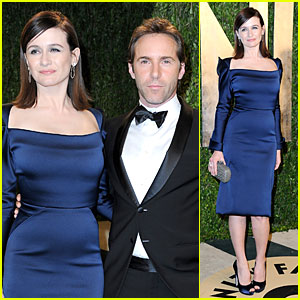 Emily Mortimer - Vanity Fair Oscars Party 2013