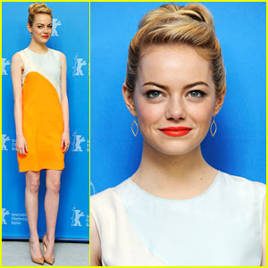 Emma Stone: 'Croods' Photo Call in Berlin!