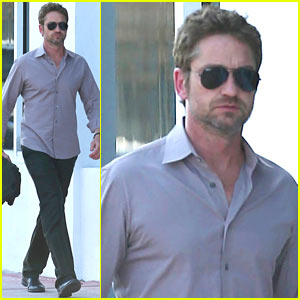 Gerard Butler: Good Morning, Miami!