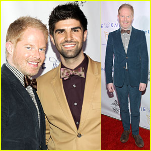 Jesse Tyler Ferguson & Justin Mikita: Tie the Knot Spring Collection Launch!