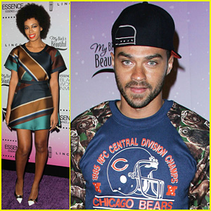 Jesse Williams & Solange Knowles: Essence Black Women In Music