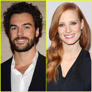Jessica Chastain Dating Gian Luca Passi de Preposulo (Exclusive)