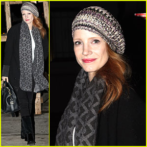 Jessica Chastain: 'The Heiress' Makes Back Initial Investment!