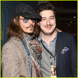 Johnny Depp & Marcus Mumford: Grammy's MusiCares Person of the Year