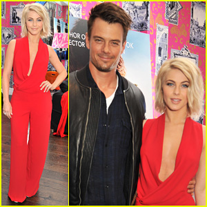 Josh Duhamel & Julianne Hough: 'Safe Haven' Photo Call!