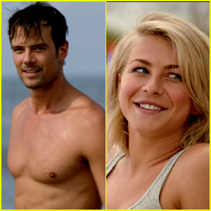 Julianne Hough & Josh Duhamel: 'Safe Haven' Spot (Exclusive)