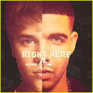 Justin Bieber's 'Right Here' Feat. Drake Lyric Video - Watch Now!