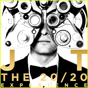 Justin Timberlake: '20/20 Experience' Artwork & Tracklisting!