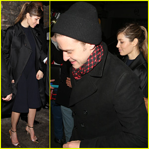 Justin Timberlake & Jessica Biel: BRIT Awards After Party!