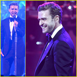 Justin Timberlake: Super Bowl 2013 Party Performance (Video)