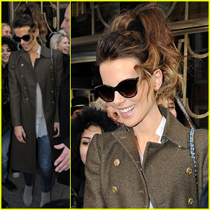 Kate Beckinsale: One Direction Fan!