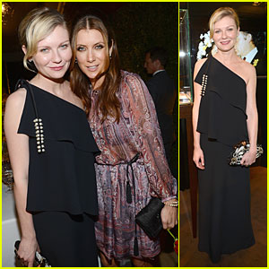 Kirsten Dunst & Kate Walsh: Bvlgari's Celebration of Elizabeth Taylor's Collection!