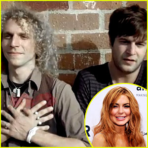 Lindsay Lohan: I'm Obsessed with The Mowgli's!