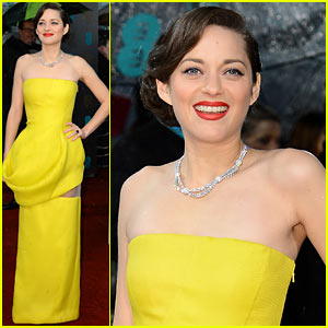 Marion Cotillard - BAFTAs 2013 Red Carpet