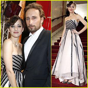 Marion Cotillard & Matthias Schoenaerts: Cesar Film Awards!