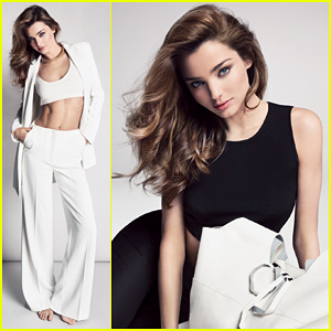 Miranda Kerr: New Mango Spring 2013 Campaign!