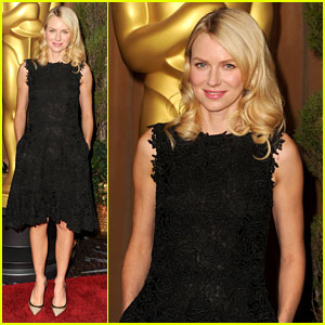 Naomi Watts - Oscar Nominees Luncheon 2013