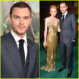 Nicholas Hoult: 'Jack The Giant Slayer' Hollywood Premiere!