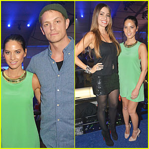 Olivia Munn & Sofia Vergara: Rolling Stone Super Bowl Party!