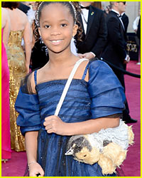 Quvenzhane Wallis: Doggy Bag Sales Explosion!