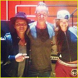 Rihanna: Grammys 2013 Rehearsal with Bruno Mars & Sting!