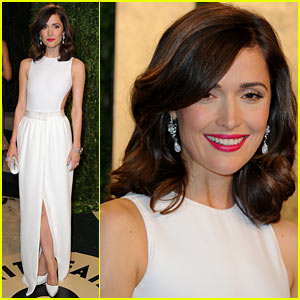 Rose Byrne - Vanity Fair Oscars Party 2013