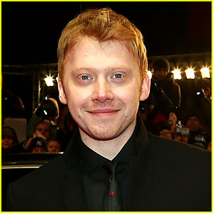 Rupert Grint: 'Super Clyde' for CBS Superhero Comedy Series!