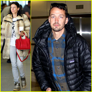 Rupert Sanders &#038; Liberty Ross: Separate LAX Sightings!