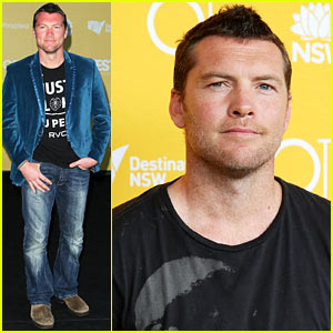 Sam Worthington: Tropfest Film Festival Judge!