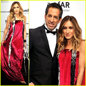 Sarah Jessica Parker - amfAR New York Gala 2013