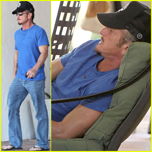 Sean Penn: 1999 'Inside The Actor's Studio' Featuring Bradley Cooper!