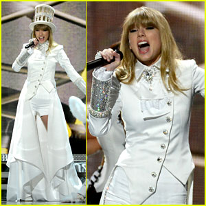 Taylor Swift: Grammys 2013 Performance - WATCH NOW!