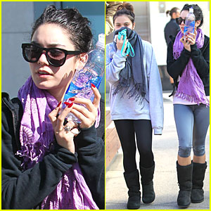 Vanessa Hudgens: 'Spring Breakers' Behind the Scenes Video- Watch Now!
