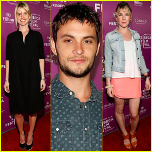 Alice Eve & Shiloh Fernandez: Tribeca Film Festival L.A. Reception