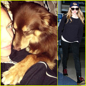 Amanda Seyfried: Dreaming with Finn!