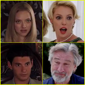 Amanda Seyfried & Katherine Heigl: 'Big Wedding' Trailer!