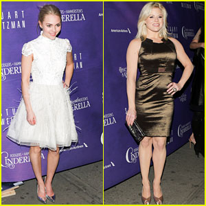 AnnaSophia Robb & Megan Hilty: 'Cinderella' On Broadway!
