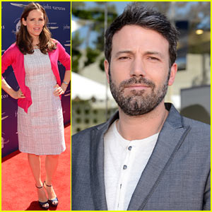 Ben Affleck &#038; Jennifer Garner: John Varvatos Stuart House Benefit