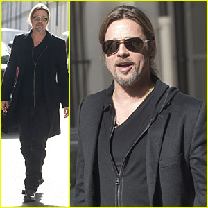 Brad Pitt Earned $35.5 Million in 2012!
