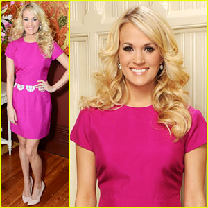 Carrie Underwood: Pre-Concert Photo Session!