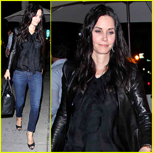 Courteney Cox: 'Cougar Town' Renewed for Season Five!