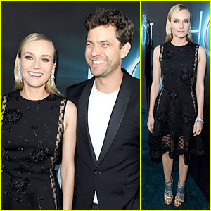 Diane Kruger &#038; Joshua Jackson: 'The Host' Hollywood Premiere!