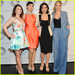 Ginnifer Goodwin: 'Once Upon A Time' PaleyFest Panel!