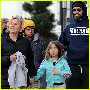 Hugh Jackman: Family Fun Day!