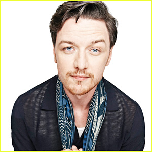 James McAvoy: 'Esquire UK' Feature April 2013