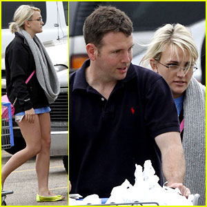 Jamie Lynn Spears: Grocery Shopping with Jamie Watson!